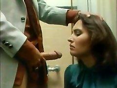 Assistant Bathroom Deepthroat