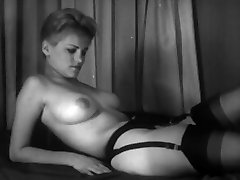 אן פיטרס B&W-1960 סרט פורנוגראפי
