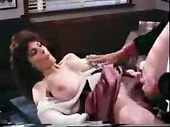 Antique Porno 70s - Secretary - Kay Parker & John Leslie