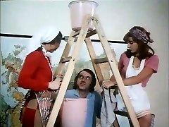 Gefahrlicher Bang-out fruhreifer Madchen 1972