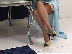 ג ' סטין Joli רצועות עירום קלאסי אופנה