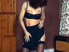 בציר בוגרת גרביונים ריקוד סטריפטיז