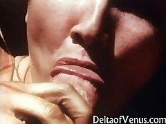 בציר נדירה POV סקס - בחורה צרפתייה 1970