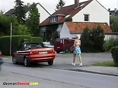 college girl picked for for mischievous ride