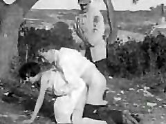 Vintage Erotica Anno 1930 - Four of Four