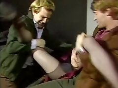 Retro old-school vintage orgy compilation