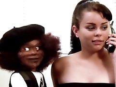 שחור השטן בובת (מצחיק B סרט פורנו)