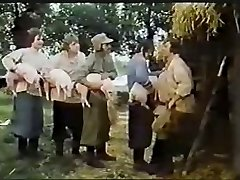 orgy comedy funny vintage german russian Two