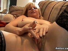 Dawn Jilling in She Enjoys Toys - Anilos