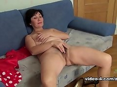 Horny pornstar in Incredible Hairy, Masturbation hardcore movie
