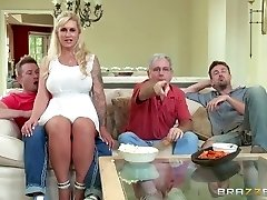 Brazzers - Step-mother takes some young cock