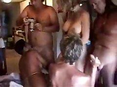 成熟したSwingers Orgyフロリダ州