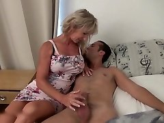 sumptuous french milf ass fucked