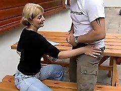 角質成熟した女性がクレイジ吸part5
