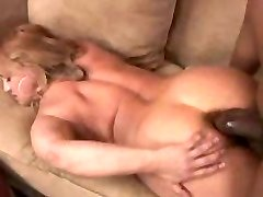 Chubby mature Wife gets her first immense ebony cock in her tight backdoor...F70