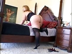 Mature BBW Likes Black Cock