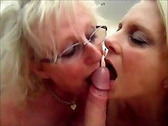 mom janet n wife susie in'jizz-swap' activity
