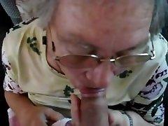 Grandma Blowjobs Compilation 3