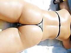 Sinful Weasel Micro Bikini Candid Cougar HD