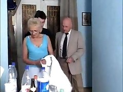Granny gets drilled