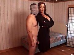 Mom punishes son for masturbation