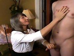 Mrs Loving Begins Sissy Training at Mummy's Request