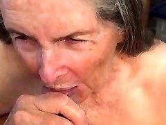 Grandma swallows it all