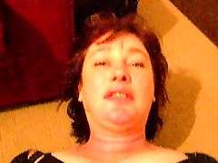 amateur mature deep-throats and swallows