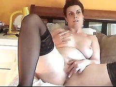MILF Solo Super-hot freehotgirlscams[dot]com