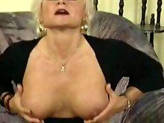 pierced grandmother