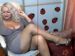 mature pantyjose webcam
