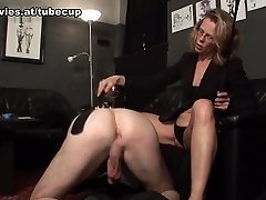 Marga in Caught And Handled By His Domme - FunMovies