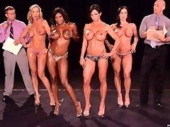 Fitness Model Porn Star Fuckfest Orgy Photograph Music Video