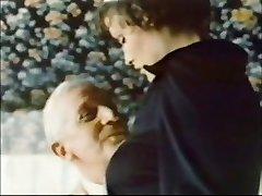 Elderly Guy Jean Villroy gets a Fellate Job From Maid...Wear-Tweed