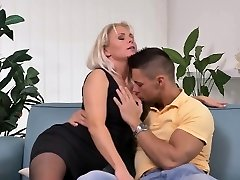 hot mother and her lover on cams- Watch Part 2 on my site