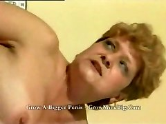 Older lady fucked by young doctor