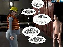 TrioD Comic: The Chaperone. Episode 27