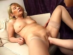 Insatiable Homemade clip with Mature, Fisting sequences