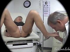 Physician Examines Feet Trailer