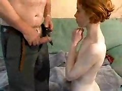 French Elder Dude teaches schoolgirl to win  a good rate...F70