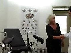 Grandma Norma Works Out On A Romp Machine