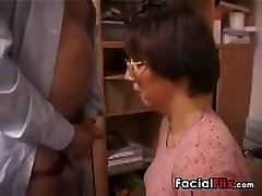 Ugly Mature Chick Gets Fucked