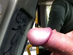 flash in the bus (granny :))