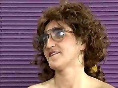 Mature in Glasses