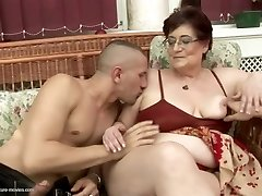 Insane older and youthful couples at pissing gangbangs
