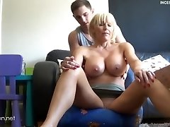 P3 - Step Mommy needs a massage with no panties