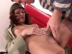 Hottest sex industry star in exotic mature, swallow sex video