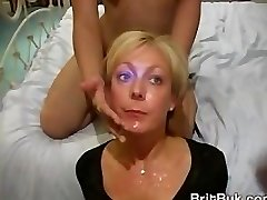 Milf Jade Swallows in Oral and Mass Ejaculation Video