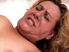 mature likes big black cock in her ass