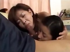 Japanese Mom and not Her sonnie and not daughter-in-law(Uncensored)